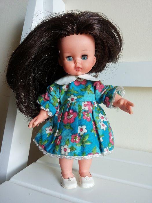 Lucia Minifurga con abitino originale  mod. 9069
