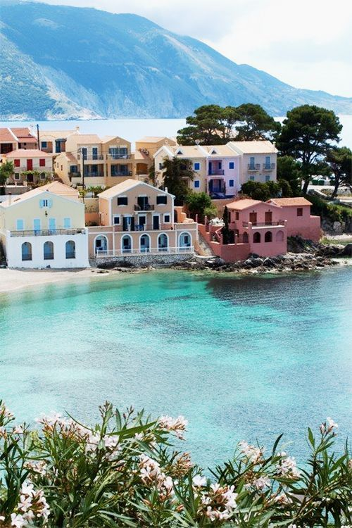 Kefalonia, Greece.