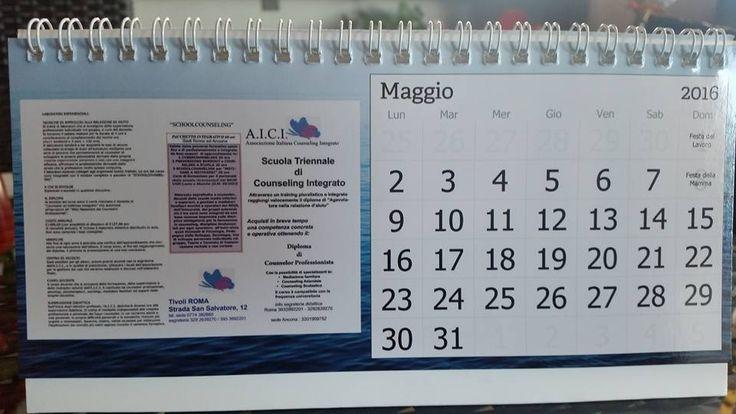 CALENDARIO 2016  Aici Counseling www.aiciitalia.it  Per INFO Scuola Triennale e corsi Riconosciuti MIUR D.M 90/2003 3292639270 - 3933992201 - infoaici@libero.it