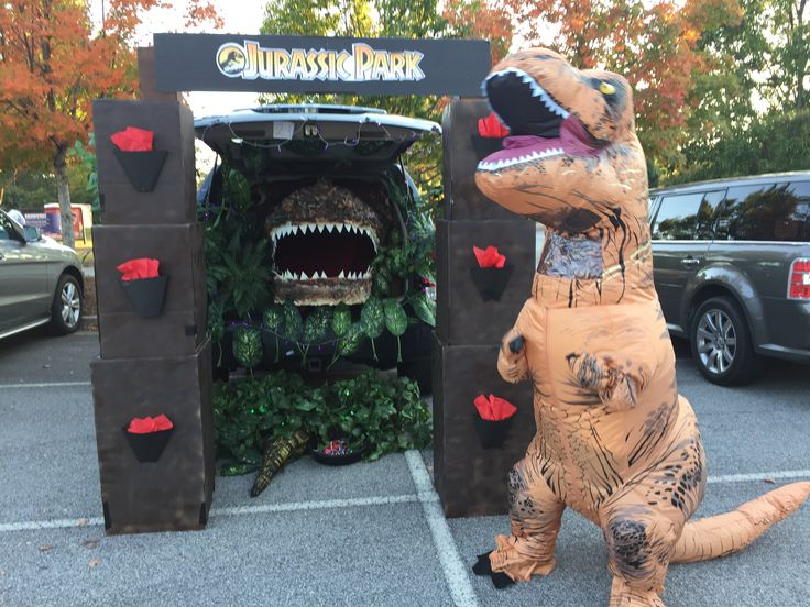 Trunk or Treat - Jurassic Park