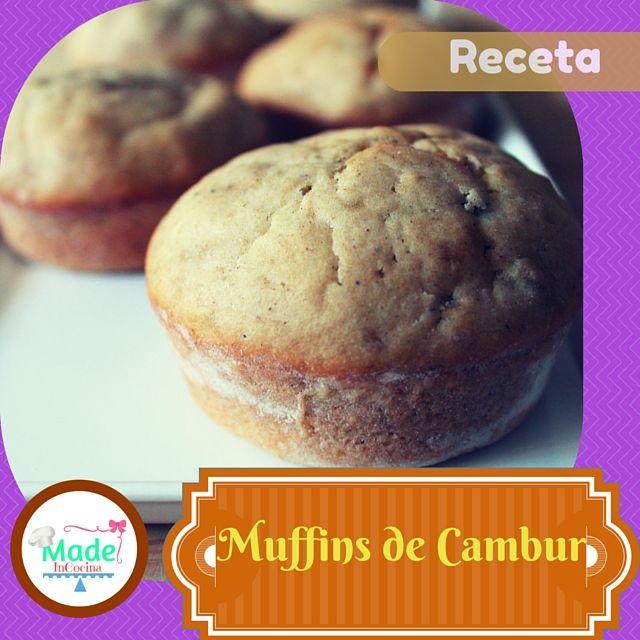 Muffins de Cambur