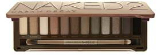 Palette Naked 2, Urban Decay - Sephora Beauty Studio