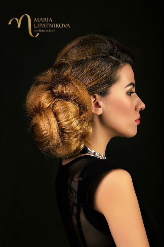 #Прическа #Макияж - свадебный стилист школы стиля Марии Липатниковой - #Мария Канчура. Записаться на #создание вечернего, свадебного или любого другого образа можно по номеру 89138913128
