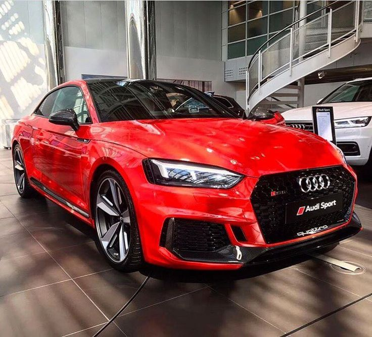 New Audi RS5 Coupe quattro