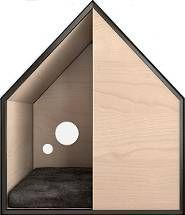 Modern Dog Houses   ultra modern pet : dog houses