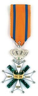 Military Order of William - Nehterlands