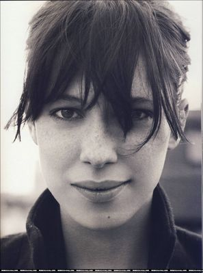 Rebecca Hall. Love her in Woody's movies.