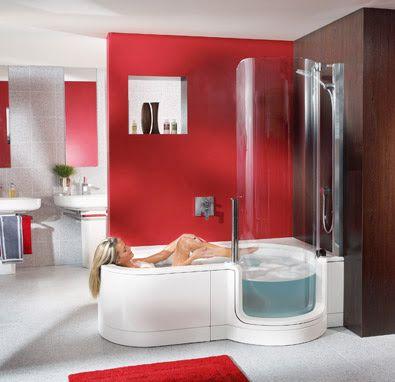 Walk in tub accessible bathtubs handicap bathtubs walk in bath shower showerBest 20  Handicap bathtub ideas on Pinterest   Shower accessories  . Walk In Tub With Shower Enclosure. Home Design Ideas