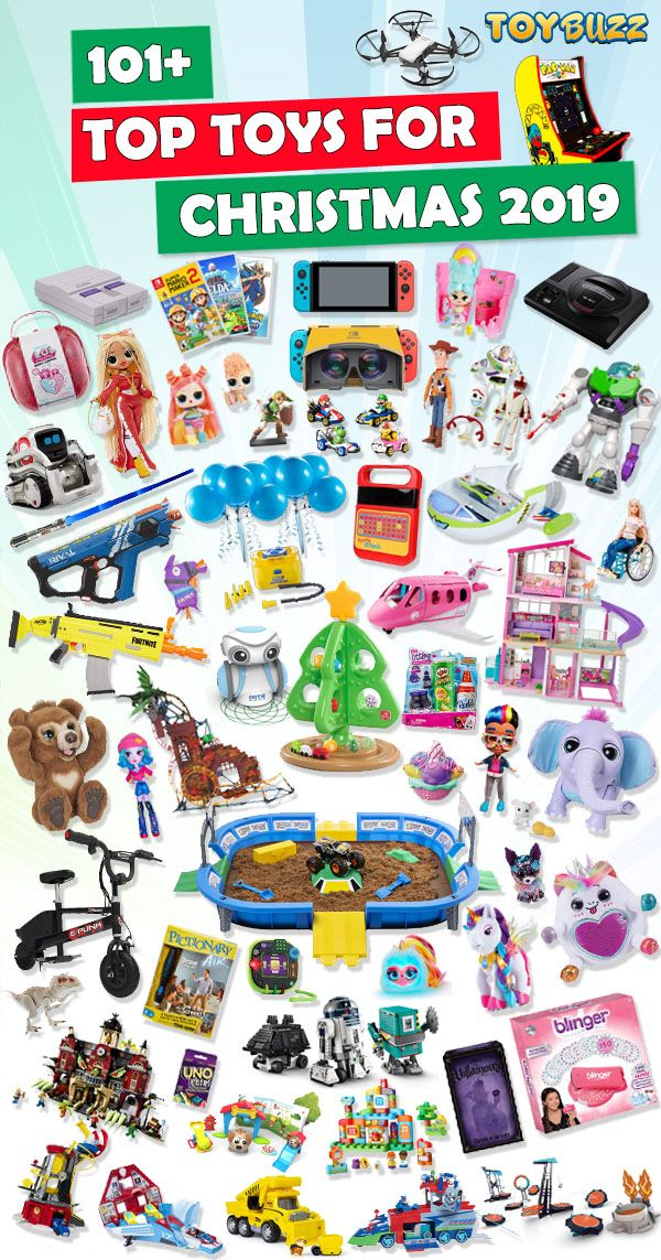 Top Toys For Christmas 2019 \u2013 List of Best Toys