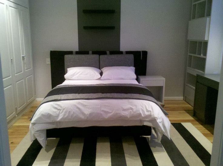 Dormitorio Hombre . Arq Penas con Estudio Lopez+Penas