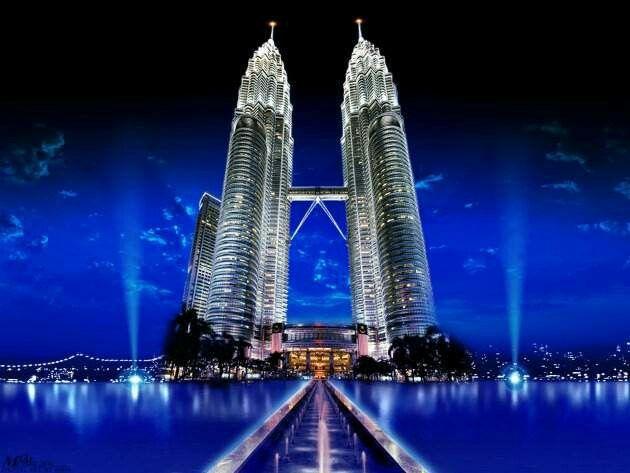 Las torres Petronas Kuala Lumpur Malasia