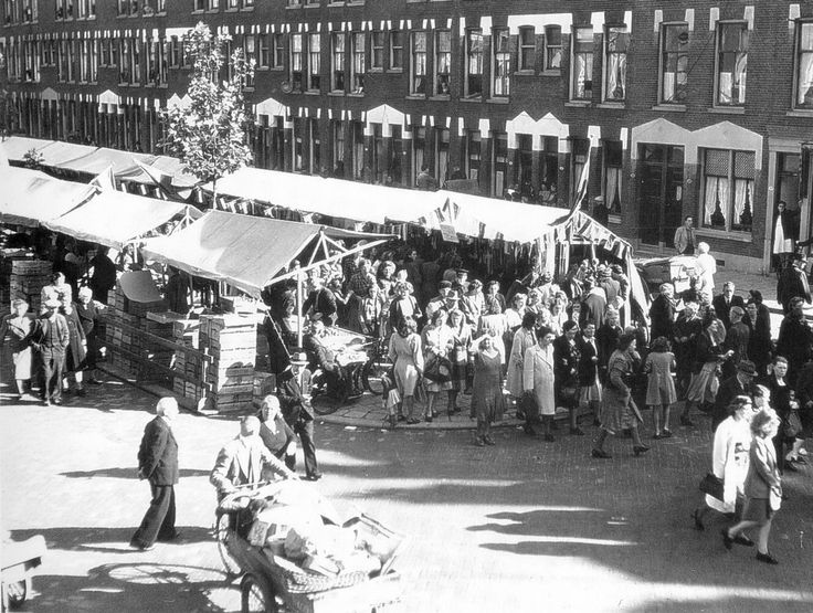 Markt Spanjaardstraat