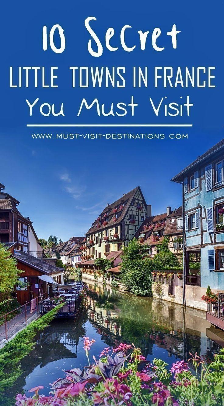 10 pequenas cidades da França que você precisa visitar agora mesmo!   – AMALFI COAST