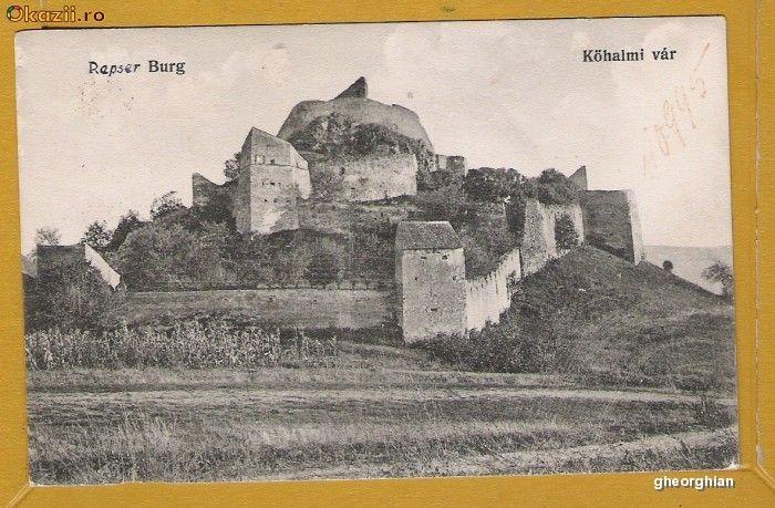CETATEA RUPEA 1917 (T) foto mare