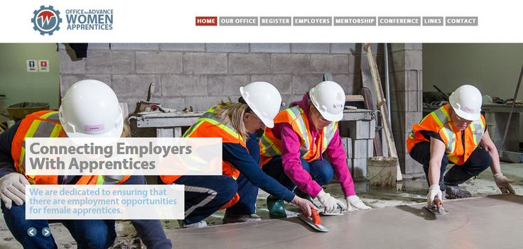 NL: The Office to Advance Women Apprentices helps to connect employers with apprentices