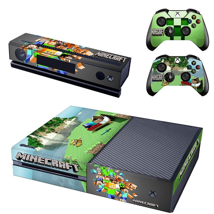 Minecraft xbox one skin decal stiker – Decal Design