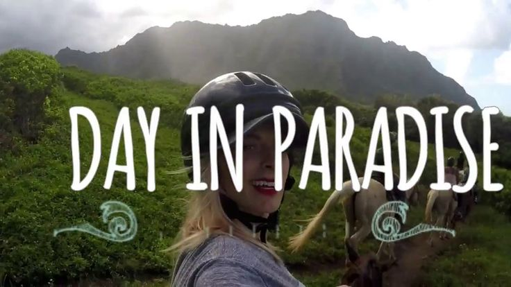 Hawaii Adventure Check out the best adventures on Oahu. Mermaid Caves, horseback riding at Kualoa Ranch, kayaking to The Moks, Hiking the Pali Puka, and so much more!!!!!