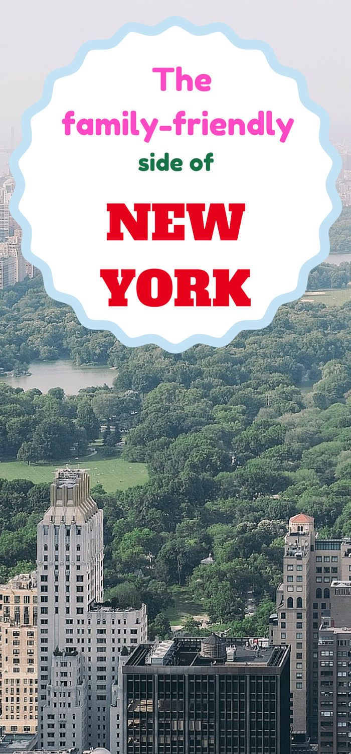The family-friendly side of New York City ... Whether you have young children, or children that have moved from the nest and are now out on their own, NYC is an incredible place to spend a few days.  Check out some of our tips in this blog post... American Museum of Natural History, Staten Island Ferry, Dylan's Candy Bar and more...