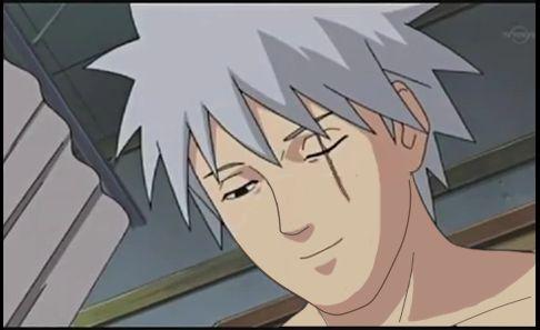 Naruto Shippuden Kakashi Unmasked 「Kakashi unmasked」...