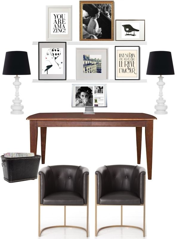 Bring It Home :: Refined Workspace