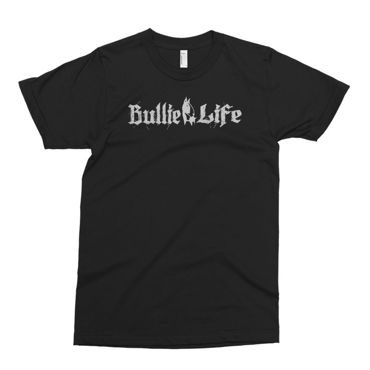 Bullie Life - fun, love, humor, passion & adventure, just like our Bull Terriers - never a dull moment! Represent your lifestyle with this comfy & cool TShirt. #bullterrier #bullterriershirt #englishbullterrier #englishbullterriershirt #bullielife #bullielifeshirt #bulliebreed #bulliebreedshirt  BombBullie.com