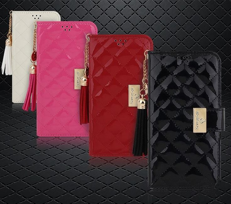 MSG ALYN DIARY WALLET QUILTED FASHION CASE FOR LG OPTIMUS G PRO