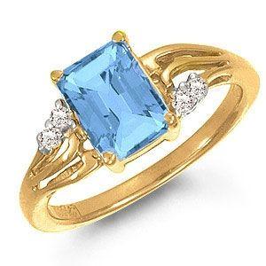 Золотые кольца с топазом: фото и модные тенденции среди украшений | Ювелирные украшения