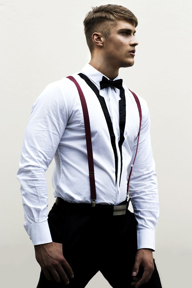 6 Tailored Elegant Men's Hair Styles | ModernSalon.com ...