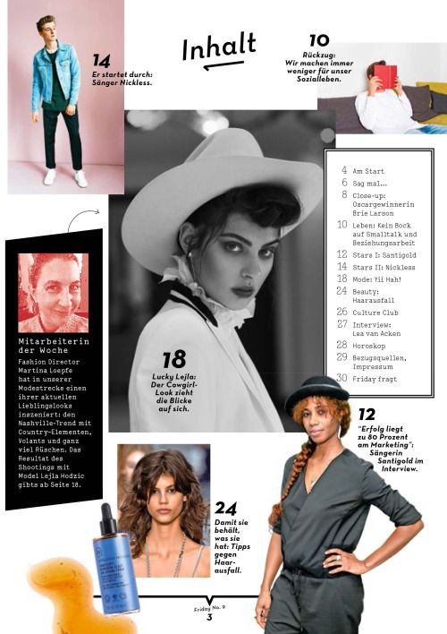 big thank to friday magazine and nickless for the great fashion spread featuring some of our pieces !