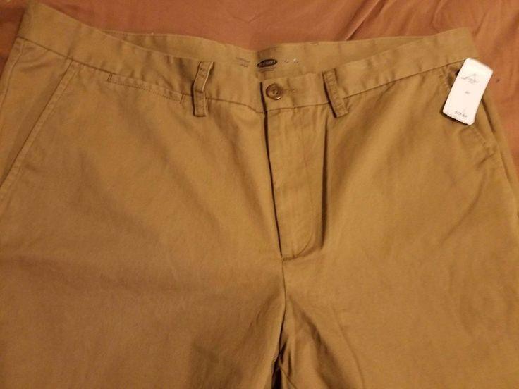 Check out NWT Old Navy men khaki pants size 40x32 #OldNavy #KhakisChinos http://www.ebay.com/itm/-/292079414646?roken=cUgayN&soutkn=EqjlUI via @eBay