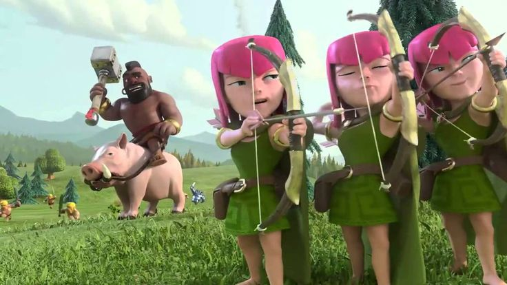 Clash of Clans - Official TV Commercial!
