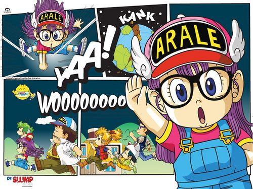 http://joeyd-imlovingit.tumblr.com/post/8855196899/i-want-an-arale-norimaki-hat-t-t