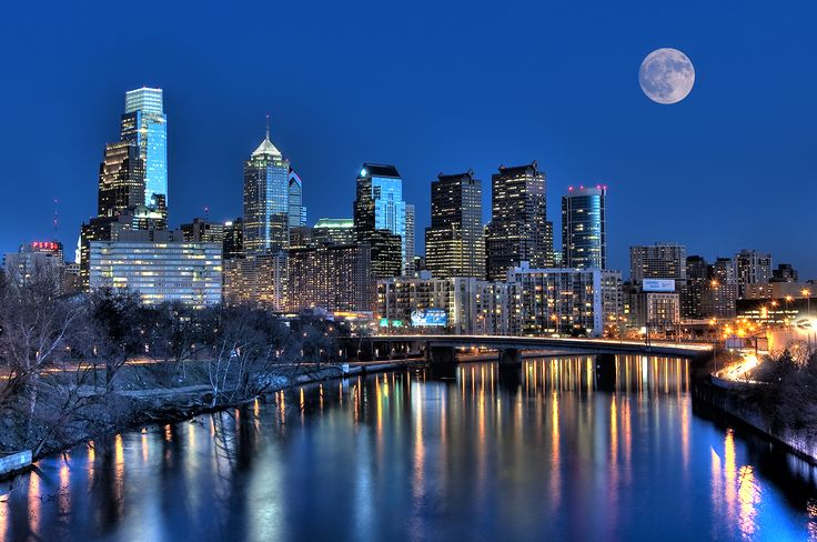 philadelphia skyline - Bing Images