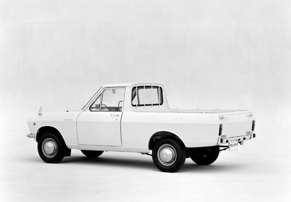 Datsun 1200 Pickup - Kenya was full of them.   Things I ...