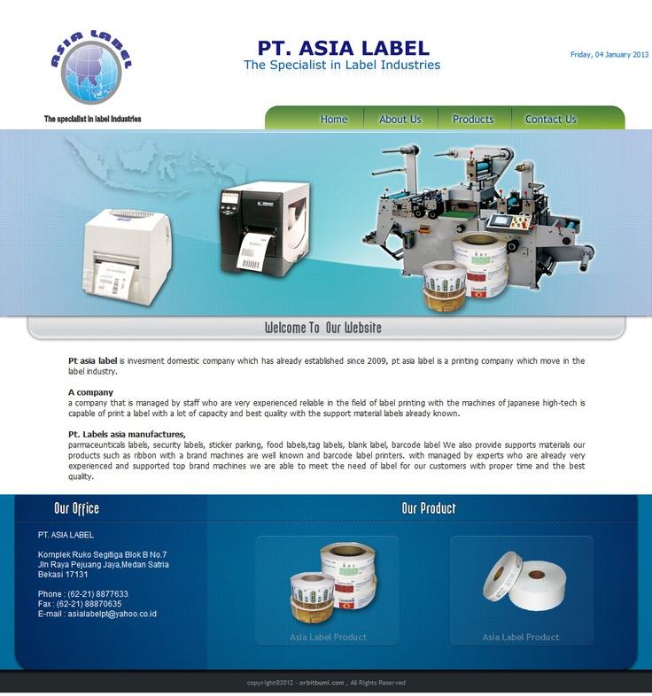 PT. Asia Label