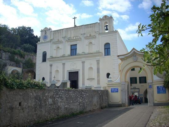 Gaeta (Latina) - Santuario Montagna Spaccata  - by Ermenegildo Marzullo