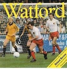 21/03/1981 versus Bristol Rovers.