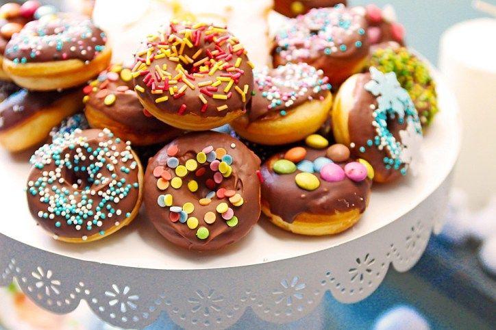 Donut Maker Rezepte