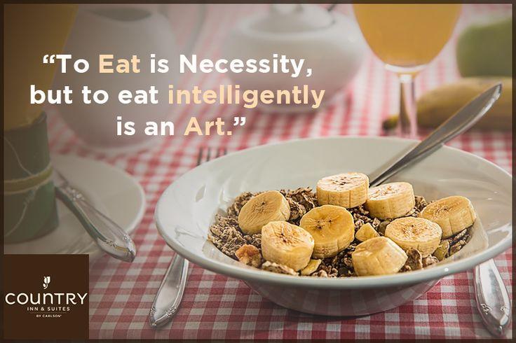Good Breakfast is Great beginning! What else do you need... #FreshStart @CountryInnAhmedabad https://www.countryinns.com/ahmedabad-hotel-gj-380054/indahmd