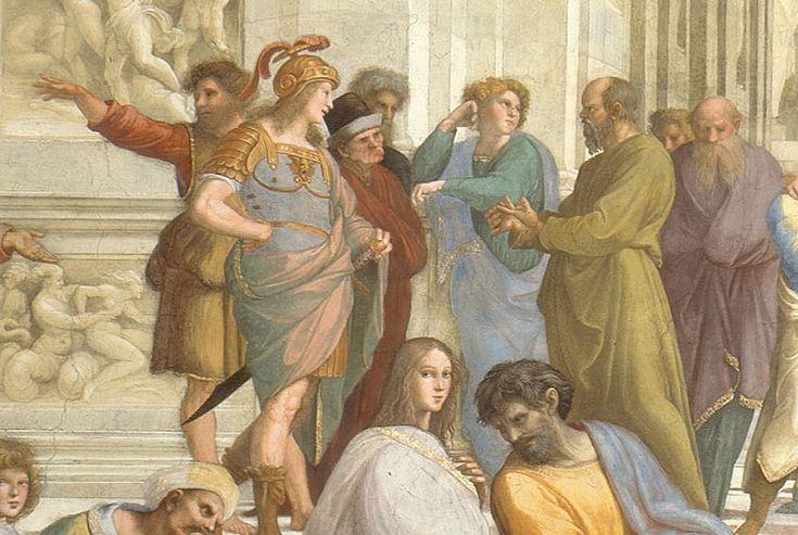 socrates school of athens - Căutare Google