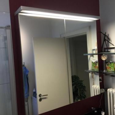 Ikea spiegelschrank godmorgon  Die besten 25+ Spiegelschrank 100 cm Ideen auf Pinterest ...