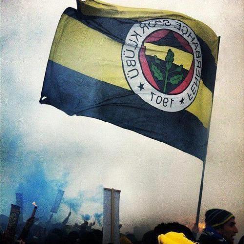 Fenerbahçe flag