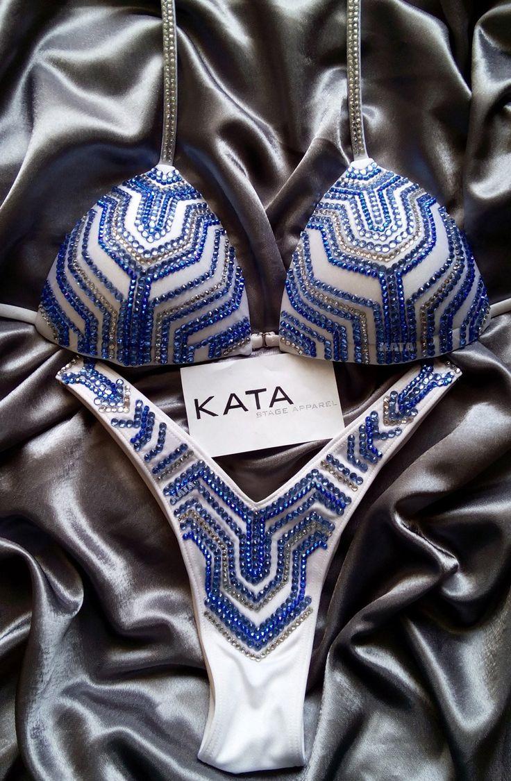 KATA Stage Apparel — EIRA Figure/Physique competition suit kata.apparel
