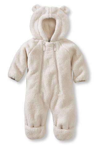 Infants' Hi-Loft Fleece Coveralls: Sweatshirts and Fleece | Free Shipping at L.L.Bean