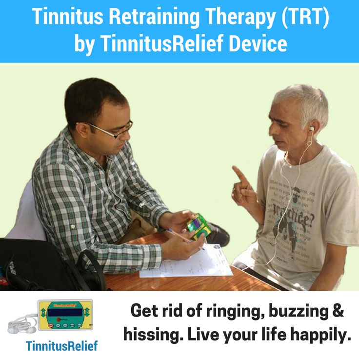 Tinnitus Retraining Therapy (TRT) by TinnitusRelief device. Get rid of ringing, buzzing & hissing in ears and live your life happily.  For more info, visit http://innoflaps.com/tinnitusrelief/ Mail us at info@innoflaps.com Call/WhatsApp-9891182864