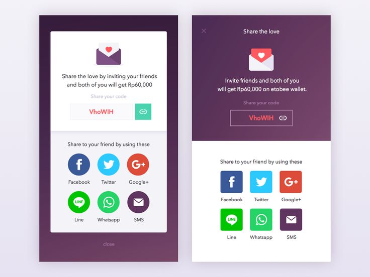 Share Screen by Thomas Budiman