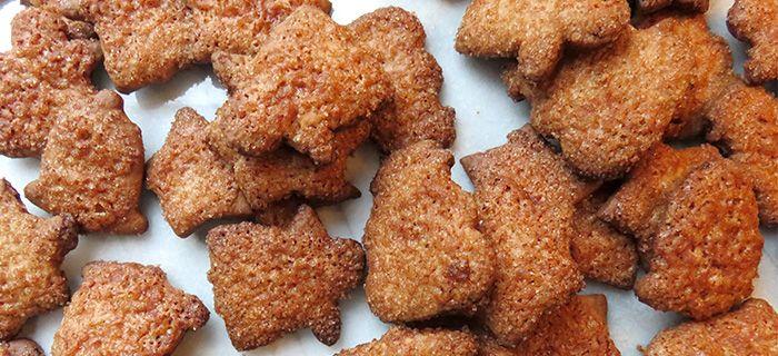 Chocolade kaneel suikerkoekjes recept | Bakkenderwijs #bakken #recept #recepten #homemade #chocolade #kaneel #koek #koekjes #uitsteekkoekjes