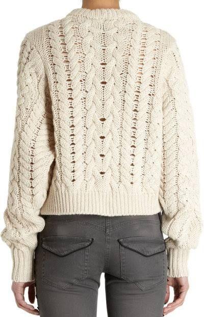 Isabel Marant Versus Sweater