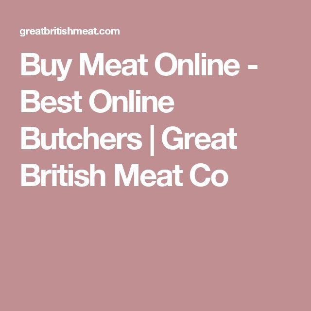 Buy Meat Online - Best Online Butchers   Great British Meat Co