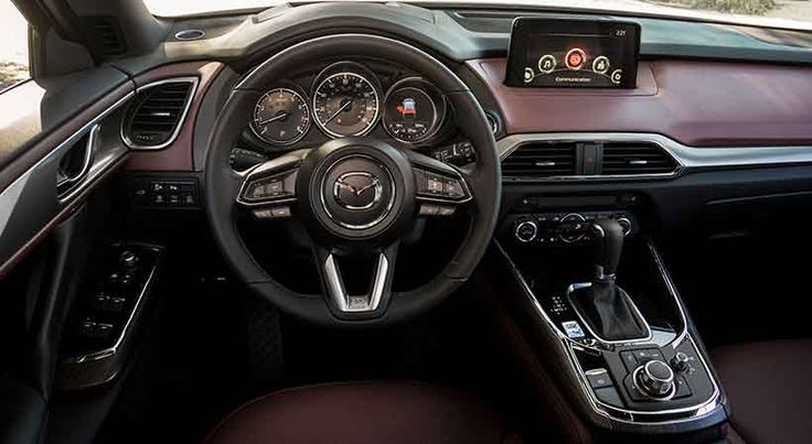 Mazda CX 9 2017, debut en el Auto Show Los Angeles - http://autoproyecto.com/2015/11/mazda-cx-9-2017-debut-auto-show-los-angeles.html?utm_source=PN&utm_medium=Pinterest+AP&utm_campaign=SNAP